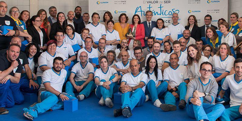 Un total de 6.800 personas con discapacidad se han beneficiado de 84,6 millones de euros en políticas activas de empleo del Gobierno de Castilla-La Mancha