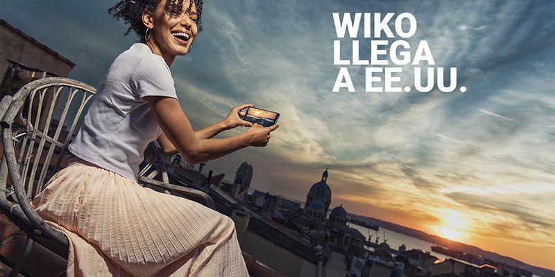 WIKO continúa su expansión global y entra en el mercado norteamericano