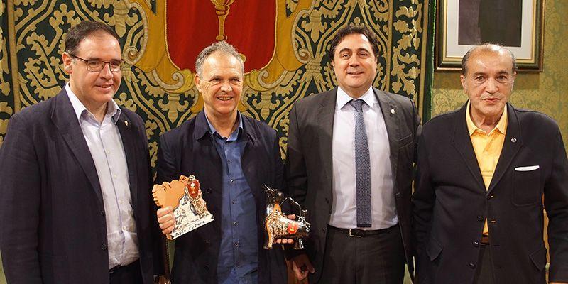 Caparrós agradece a Cuenca el homenaje que recibirá el domingo en el Campo de Fútbol 'Joaquín Caparrós Camino'