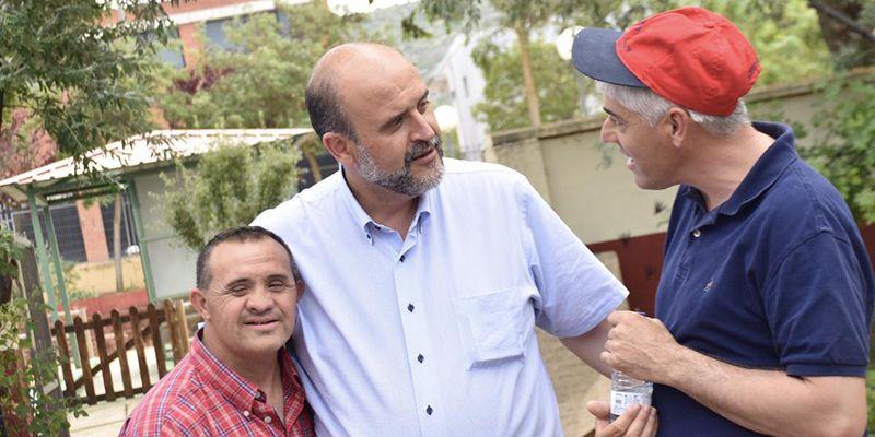 Castilla-La Mancha abordará en esta legislatura una Estrategia para el Empleo de personas con discapacidad