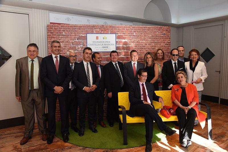 """Castilla-La Mancha contará con una """"avanzada"""" ley regional por la accesibilidad que comenzará a tomar forma """"cuanto antes"""""""