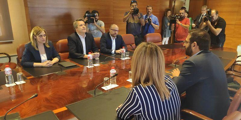 Ciudadanos justifica su apoyo al PSOE para alejar a los extremos y al populismo de los gobiernos locales en Castilla-La Mancha
