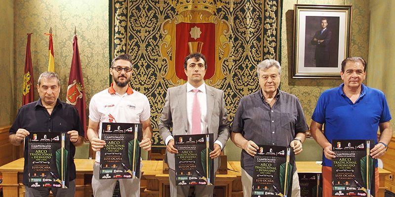 Cuenca acogerá el próximo domingo el Campeonato de Castilla-La Mancha de tiro con arco tradicional
