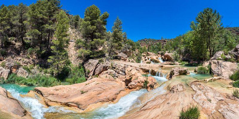 Cuenca y Guadalajara cuentan con 14 zonas de baño autorizadas para disfrutar de la naturaleza