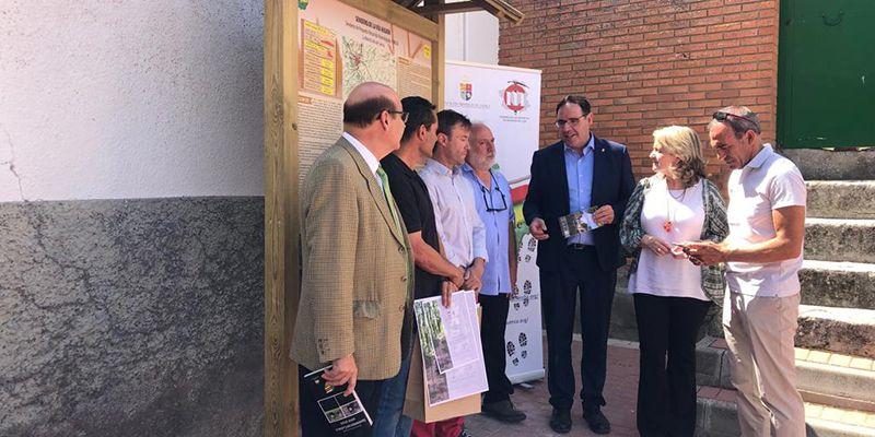Diputación de Cuenca e Iberdrola destinan casi 22.000 euros a la creación del Sendero de la Vía Negrín entre Tarancón y Belinchón