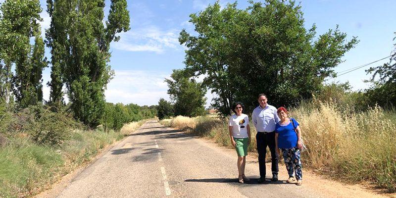 Diputación de Cuenca iniciará en breve la mejora estructural del firme de la carretera entre Albaladejo del Cuende y Valverde de Júcar