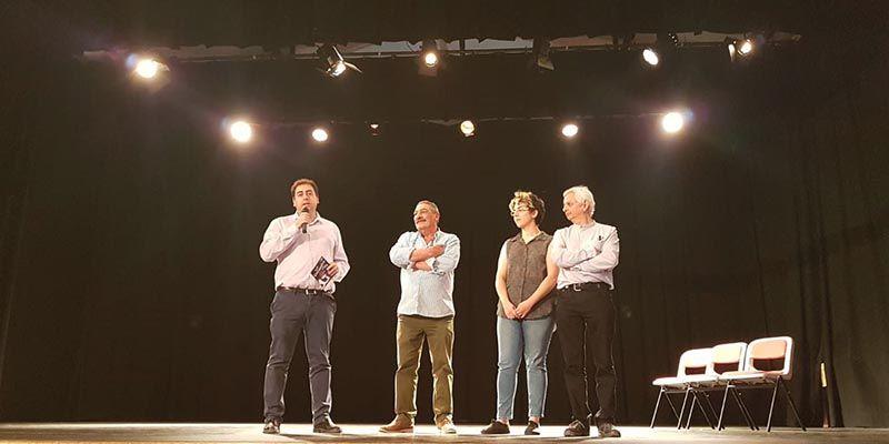 Diputación de Cuenca reúne en Villalba de la Sierra a unos 120 alumnos en el XI Encuentro de Escuelas Municipales de Teatro