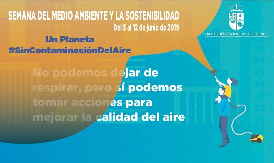 Diputación de Cuenca ya tiene todo listo para celebrar la Semana del Medio Ambiente y la Sostenibidad 2019