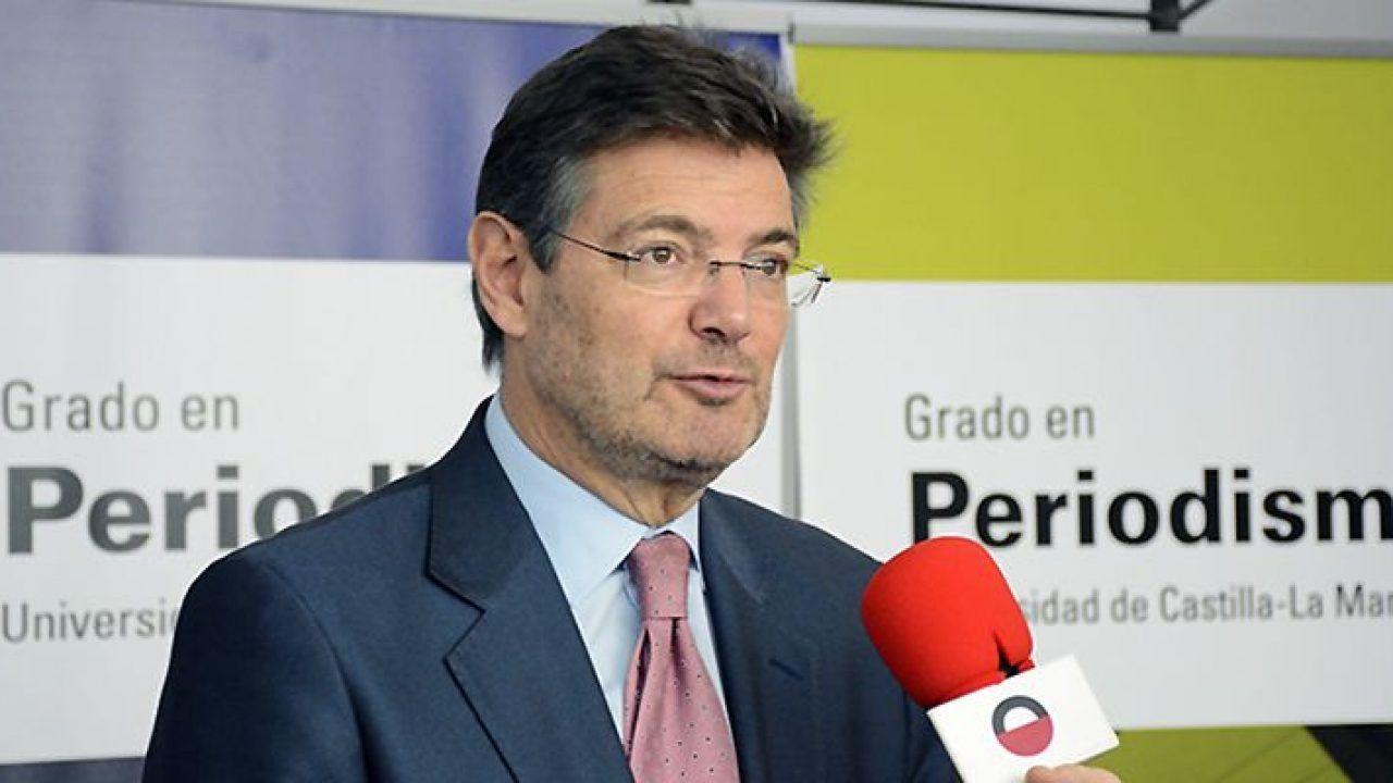 El exministro del PP y exdiputado por Cuenca Rafael Catalá ficha como presidente de la sociedad Belagu