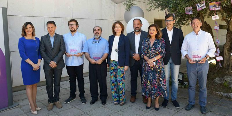 El Gobierno de Castilla-La Mancha felicita a los proyectos ganadores de los Premios 'Héroes Anónimos' de CMM y la Fundación Soliss