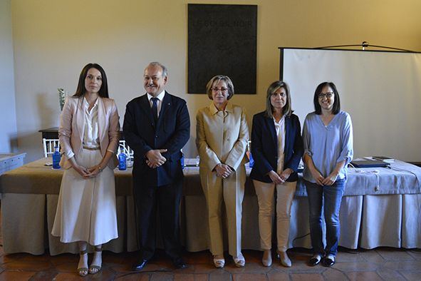 Elena Guijarro, elegida nueva decana del Colegio Oficial de Arquitectos de Castilla-La Mancha
