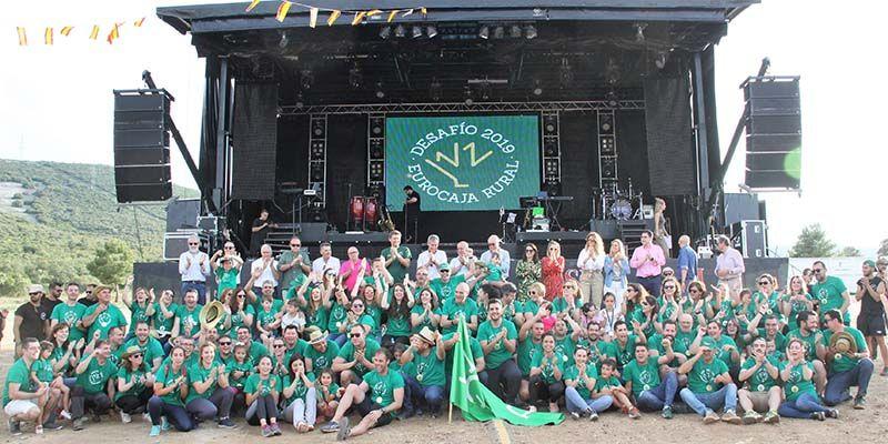 Eurocaja Rural congrega a más de 2.500 personas como colofón al 'Desafío 2019'