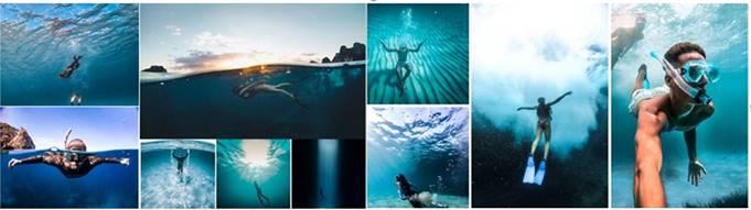 GoPro presenta las 10 mejores fotos submarinas del 2019