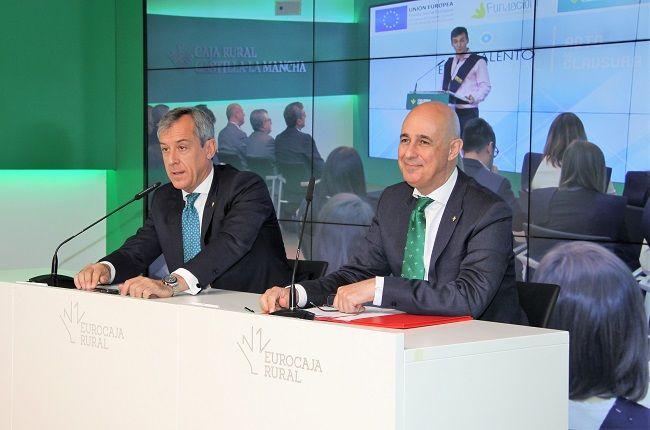 La Fundación Eurocaja Rural apuesta por la formación y empleabilidad de los jóvenes de CLM