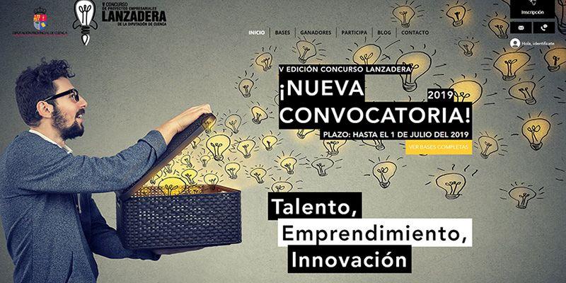 La patronal conquense anima a emprendedores y empresas de nueva creación a participar en Lanzadera