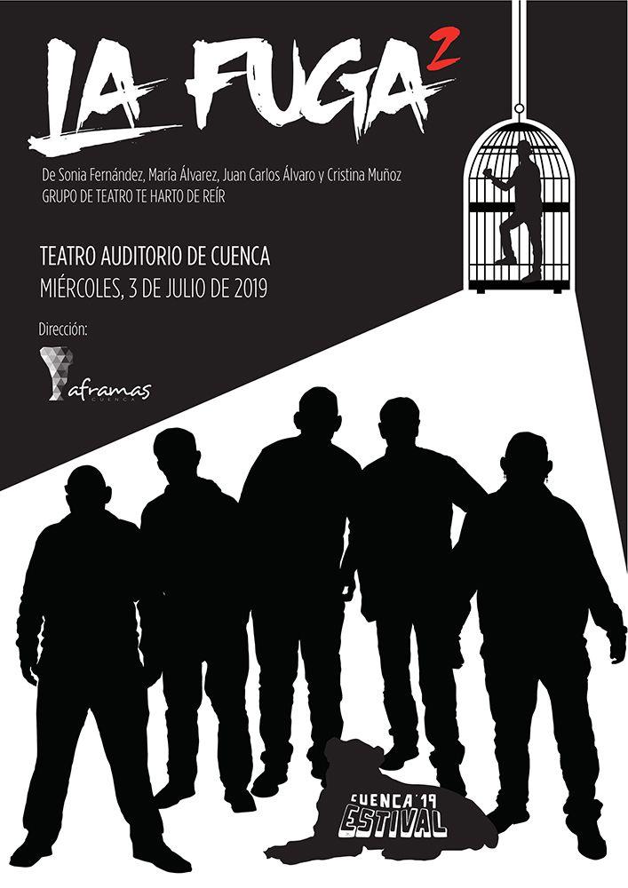 La segunda parte de La Fuga, estreno de teatro musical inclusivo en Estival Cuenca 19