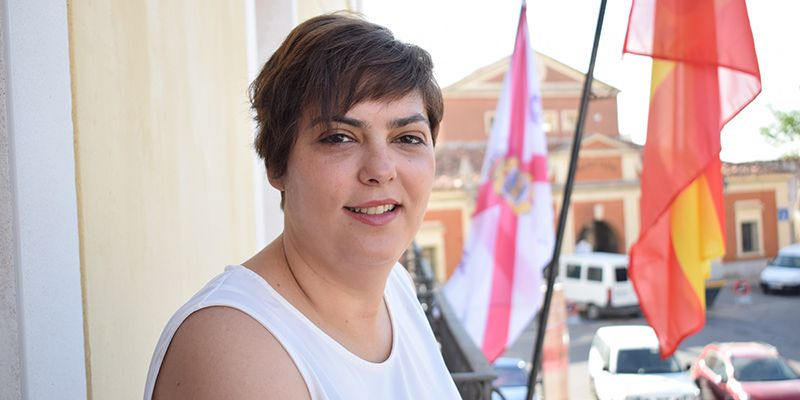 Lorena Cantarero será la portavoz del equipo de Gobierno de Tarancón