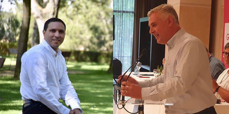 Álvaro Martínez Chana y José Luis Vega serán los presidentes de las diputaciones de Cuenca y Guadalajara