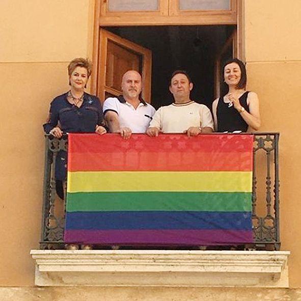 San Clemente se suma a la celebración del Día Internacional del Orgullo LGTBI