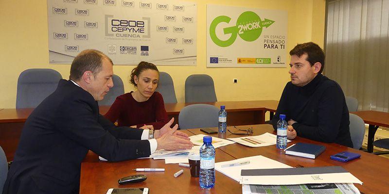 CEOE-Cepyme Cuenca reivindica el papel de los agentes sociales en el desarrollo económico