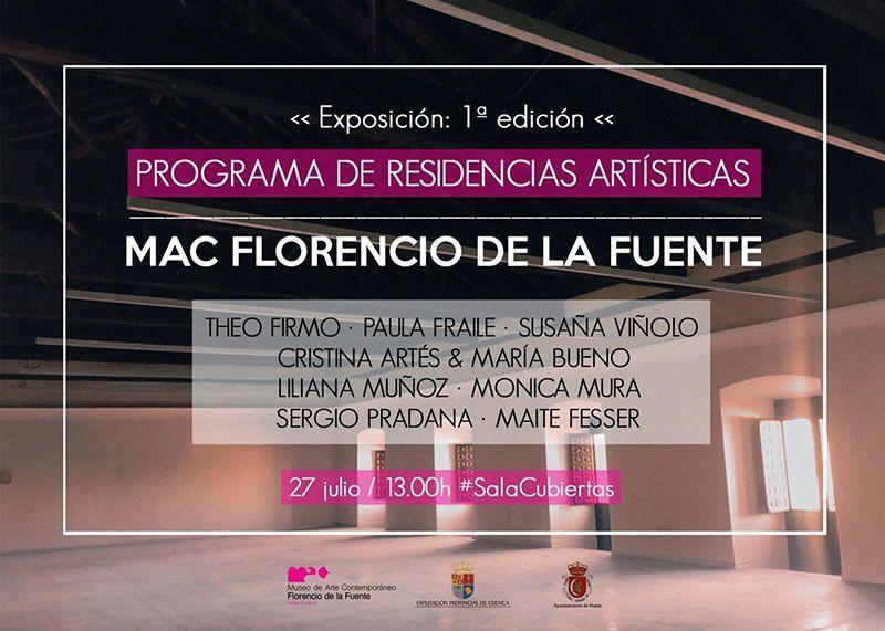 Clausura del programa Residencia de Artistas de Huete y exposición de los trabajos