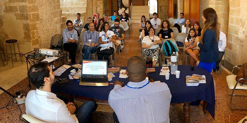 El Ayuntamiento de Cuenca participa en Palermo en un encuentro sobre instituciones públicas y deporte dentro del programa Erasmus+ Sport