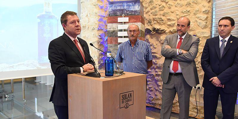 El presidente de Castilla-La Mancha espera poder reunirse con la ministra para la Transición Ecológica antes del próximo mes de agosto