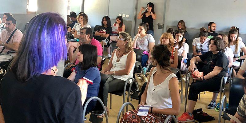 El proyecto 'Moviliza-t' facilita en Cuenca el voluntariado activo de la juventud a través de una aplicación