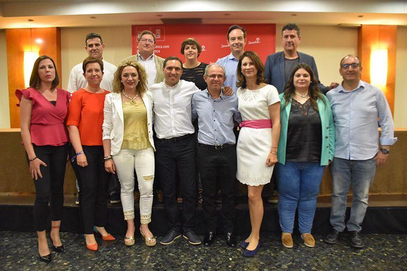 El PSOE y Cuenca Nos Une alcanzan un acuerdo por el que la agrupación de electores votará a favor de la investidura de Martínez Chana