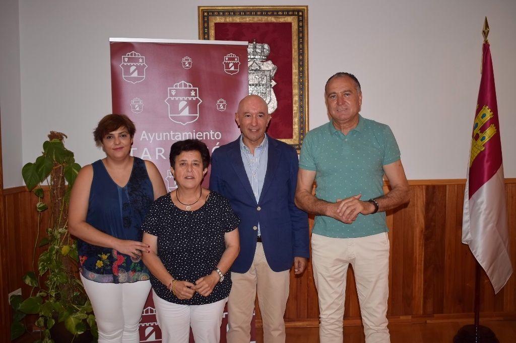 Manuel Martínez será el pregonero de las fiestas de Tarancón 2019