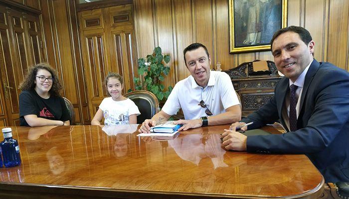 La agenda del presidente de la Diputación de Cuenca toma velocidad de crucero reuniones con la alcaldesa de Belmonte y el de Campos del Paraíso