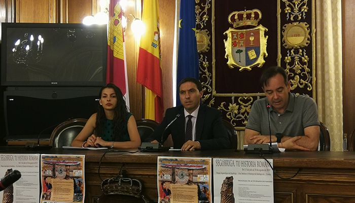 La Diputación de Cuenca recupera la colaboración con el Ayuntamiento de Saelices para impulsar Segóbriga