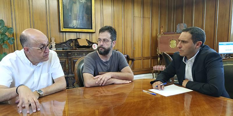 La Diputación de Cuenca y el Seminario Permanente de Estudios Contemporáneos colaborarán para llevar a cabo la exposición 'Carteles en transición'