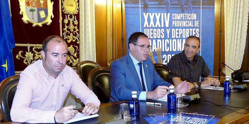 La XXXIV Competición Provincial de Juegos y Deportes Tradicionales de Cuenca inicia su andadura el 7 de julio en Valera