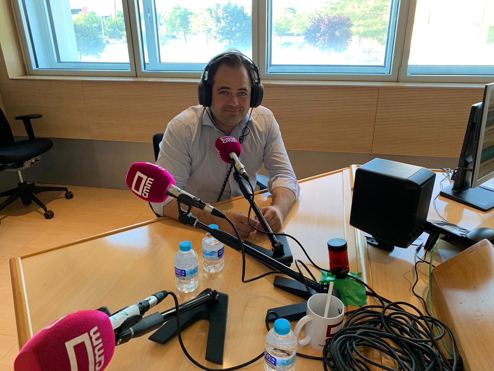 nC3BAC3B1ez entrevista en cmm radio | Informaciones de Cuenca