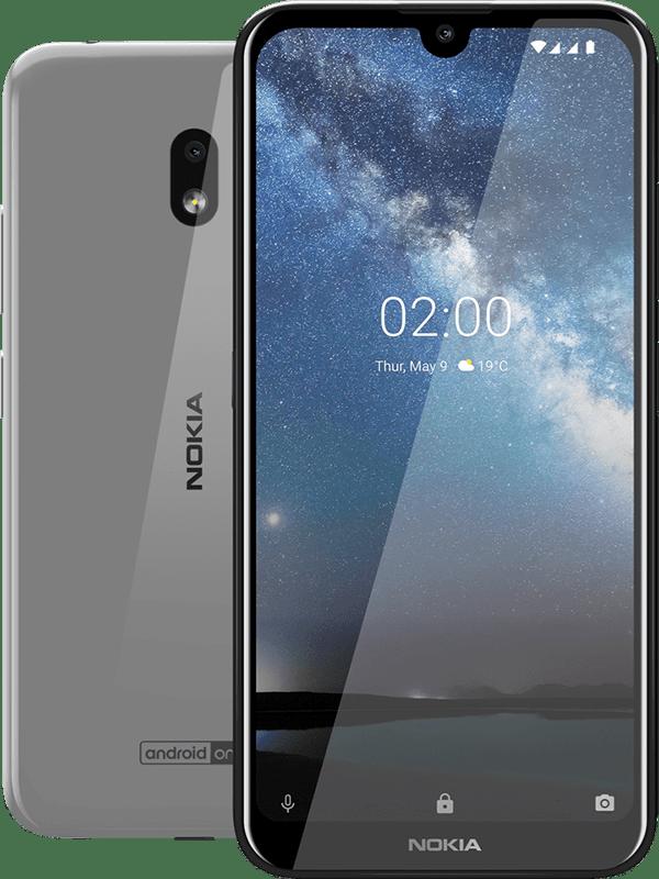 Nokia 2.2 ofrece los últimos avances en IA y AndroidR a 99 euros