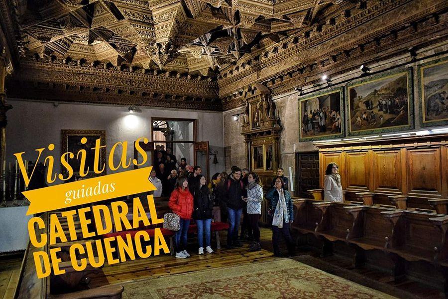Nueva oferta turística y cultural de la Catedral de Cuenca