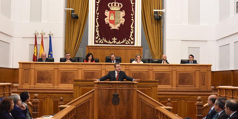 Page plantea una legislatura para Castilla-La Mancha basada en la cohesión, la competitividad y la sostenibilidad