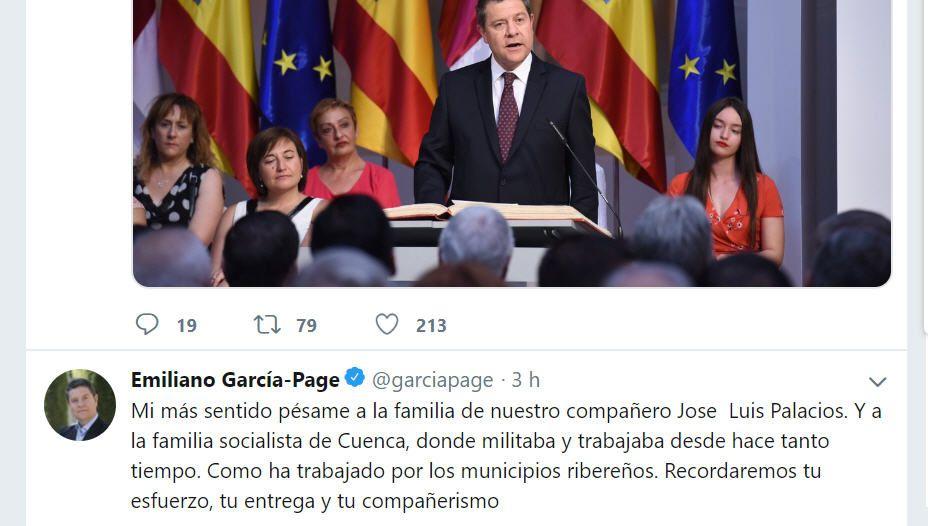 page y alcalde 1   Informaciones de Cuenca