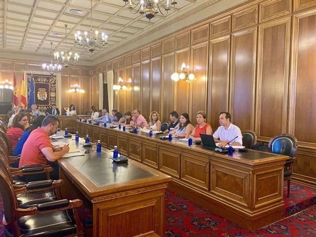 La Diputación de Cuenca aprueba en pleno la adhesión al Plan de Empleo puesto en marcha por la Junta
