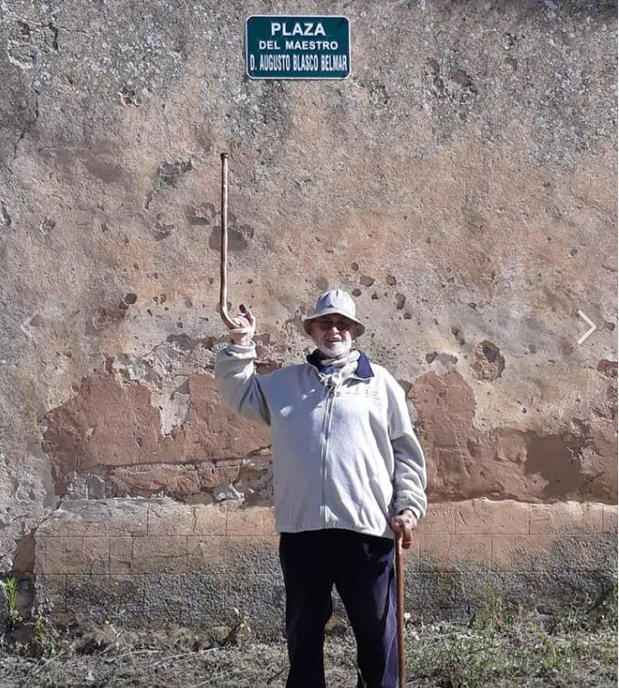 Se busca a un anciano desaparecido en Jábaga