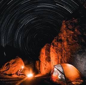 Temporadas de Perseidas Fotos nocturnas con GoPro