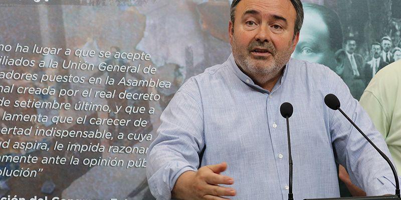 UGT propone un decálogo de medidas para mejorar Castilla-La Mancha en la próxima legislatura