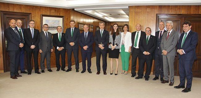 Unánime satisfacción en el seno del Patronato de la Fundación Eurocaja Rural por la gestión emprendida en 2018