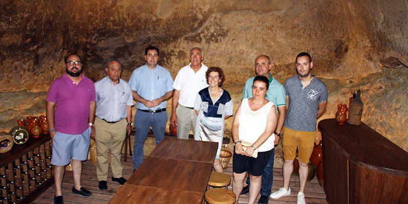 Una cueva-bodega tradicional del siglo XVI, nuevo recurso turístico y cultural de Huete gracias a fondos LEADER
