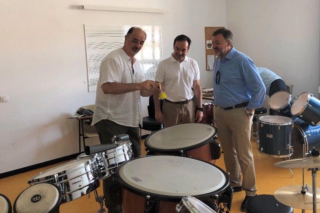 La Escuela Municipal de Música de Cuenca ofertará un taller de folclore el próximo curso escolar