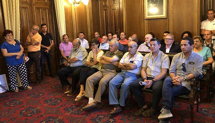 Alcaldes incluidos en la inversión de los 13 millones piden a la Diputación de Cuenca que mantenga todas las actuaciones previstas