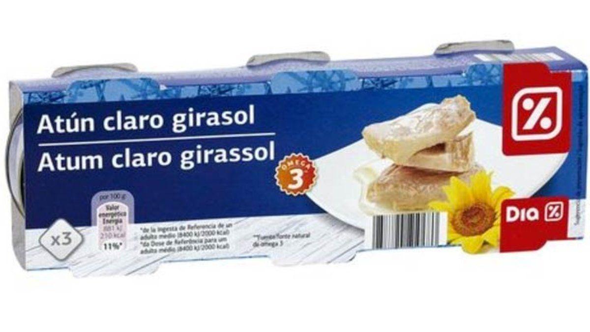El Gobierno regional informa que el atún contaminado por botulismo, de la marca DIA, se distribuyó entre los meses de junio y julio en Cuenca