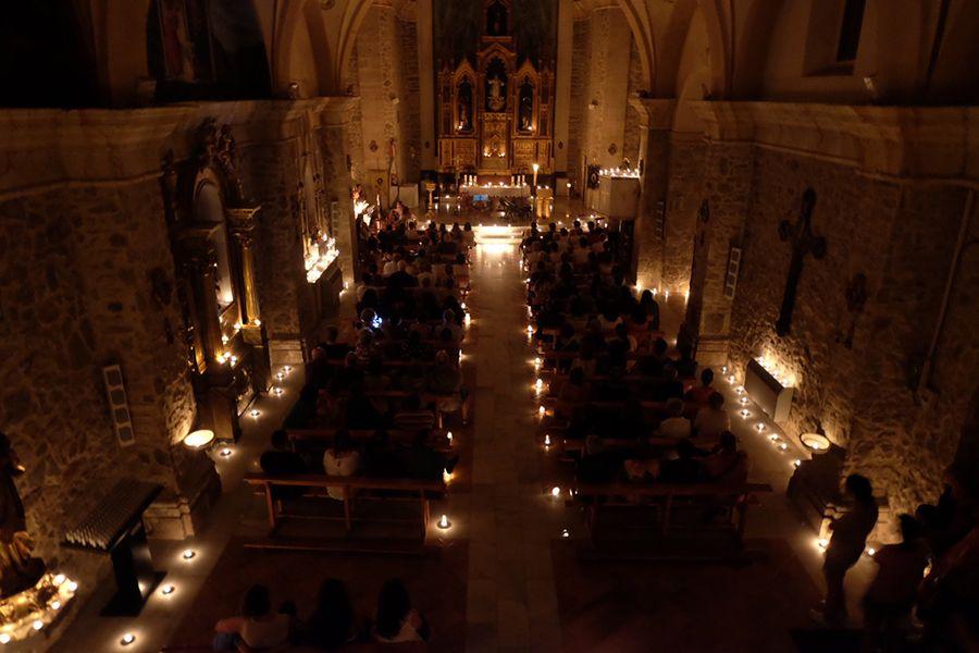 El IV Centenariode la Iglesia de Ntra. Sra. la Asunción de Talayuelas, alcanza su punto álgido esta Semana Cultural