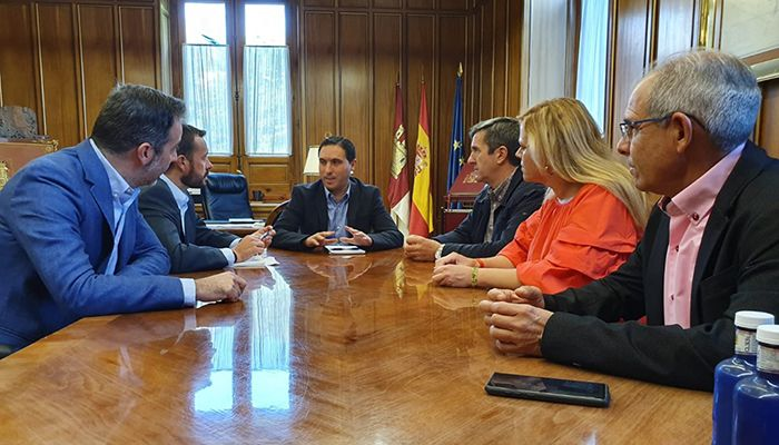 GEACAM podrá intervenir durante los temporales de nieve en la provincia de Cuenca